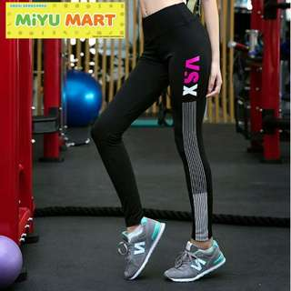 SPORT tight pants fitness for exercise yoga training zumba jogging