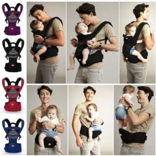 baby Carrier  COLOUR Maroon/Purple/Black/Navy Blue