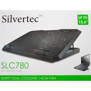 Laptop Cooler Pad Silvertec SLC780