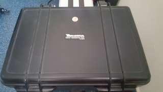 SpeedWay box and bracket