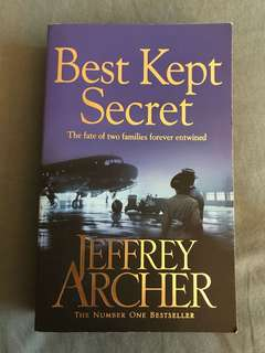 Best Kept Secret (The Clifton Chronicles) by Jeffrey Archer