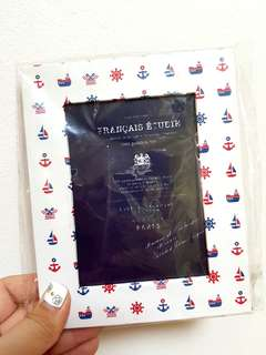BNIP Nautical Underwater Themed Photo Frame