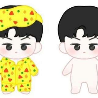 WTB 5 YEARS OLD SEHUN DOLL