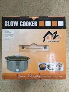 Slow Cooker Mitzui (bahan Keramik)