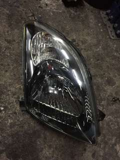 Suzuki Swift Headlamp (black base)