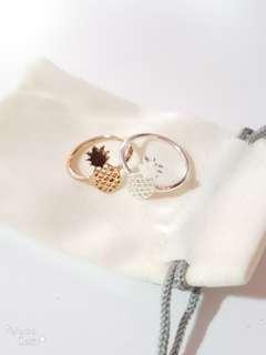 FREE Pineapple Minimalist Ring