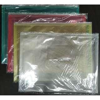 Flexi EB01A Zip Envelope A4