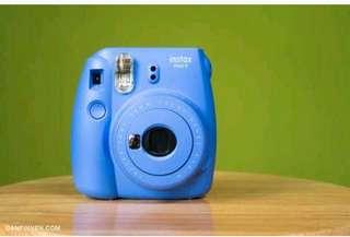 Kamera Instax Mini 9 Bisa Kredi Langsung Bawa Pulang