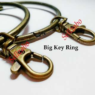 Big Ring Vintage Holder For Keys Stationery Stationeries Sellzabo