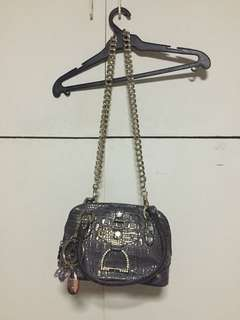 Authentic Guess chain bag
