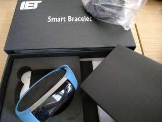 IET smart bracelet 智能手環