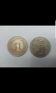 $1狮头盾1967-1985全套(20套)