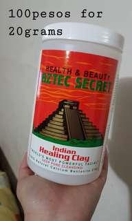 Aztec indian healing clay 20 grams