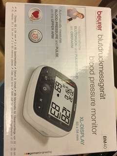 血壓計 Blood Pressure Monitor