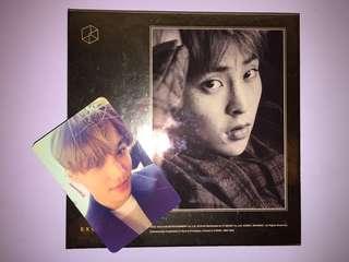 EXODUS EXO album