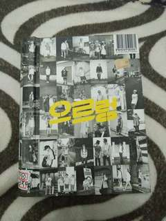 EXO Album - XOXO Kiss Ver.