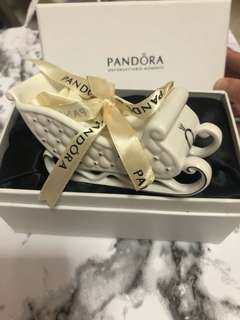 Pandora ornament and gift box *limited edition
