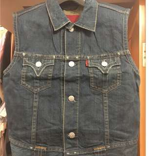 LEVI'S RED(リーバイスレッド) 2002AW TYPE 4 VEST Size M