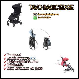 TAVO Basic Edge Stroller (OFFER NOW)
