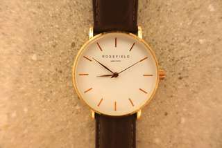 Rosefield Watch 36mm / Strap 20mm