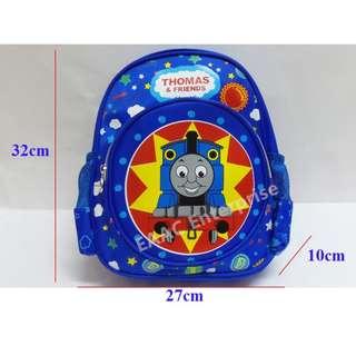 READY STOCK Thomas & Friends Kindergarten Kids School Bag Backpack 3