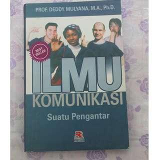 Buku Ilmu Komunikasi Suatu Pengantar by Prof Deddy Mulyana