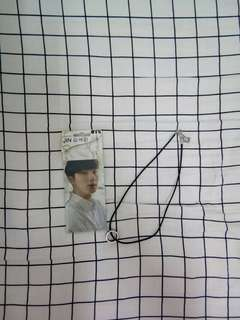 BTS Jin Necklace