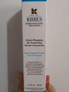 Kiehls 醫學保濕導入精華Serum Concentrate