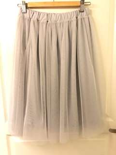 Japanese brand tulle skirt in free size