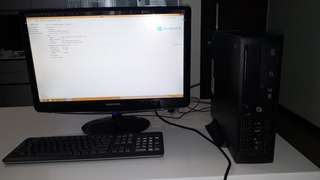 Seldom Use New Desktop Computer
