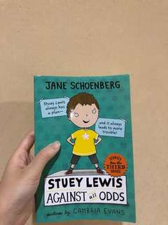 Novel bahasa inggris Stuey Lewis Against all Odds