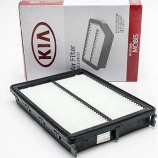 Orginial Car Sorento Air Filters