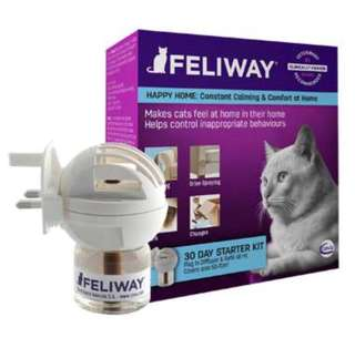 Feliway Diffuser / Refill / Spray back in store