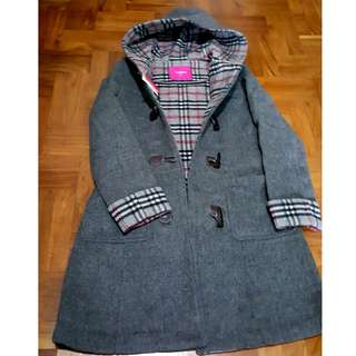 Brand New Winter Wool Overcoat