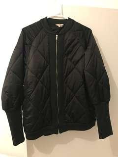 Ketz Ke bomber jacket size 12