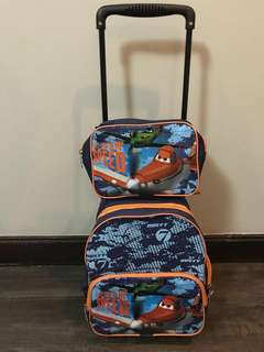 Disney Planes Trolley with snack (not insulated) Bag