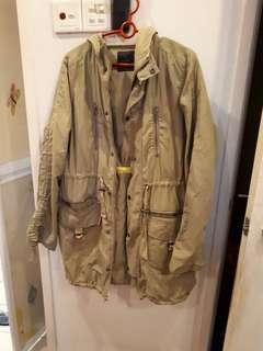 Moussy parka jacket
