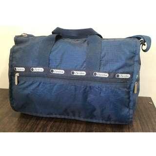 LeSportsac Duffel  bag blue USA