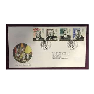 Royal Mail FDC 1995