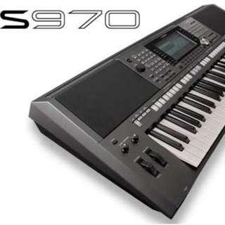 Dijual Keyboard Yamaha PSR S970 Cicilan Pakai Home Credit Dp 0%