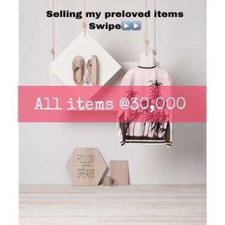 SALE 30,000 Kaos Blazer Kemeja