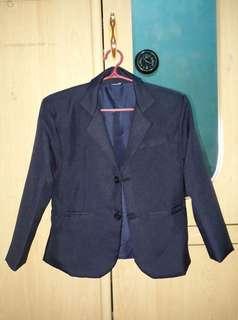 Formal wear(coat, long sleeve and slocks)