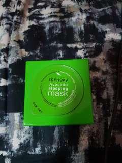 Sephora avocado sleeping mask