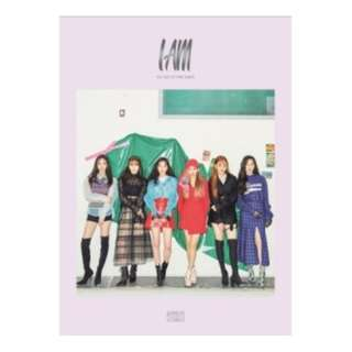 (G)I-DLE - I am (1st Mini Album) CD+Booklet+Photocard+ID Photo+2Stickers+Folded Poster