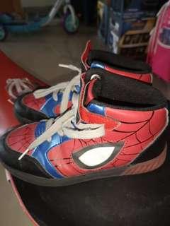 Spiderman Rubbershoes