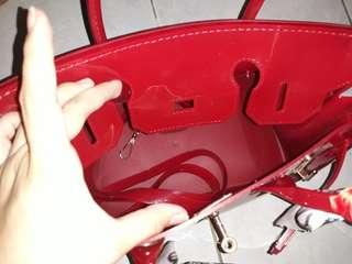 Red Beachkin Bag