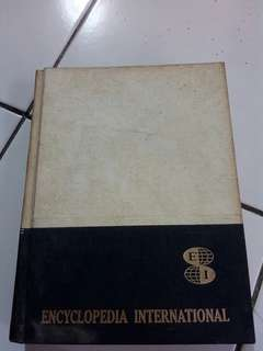 Encyclopedia International Book