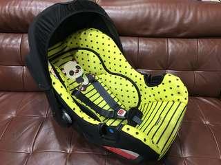 納尼雅NANIA提籃汽座、嬰兒汽車座椅、嬰兒提籃