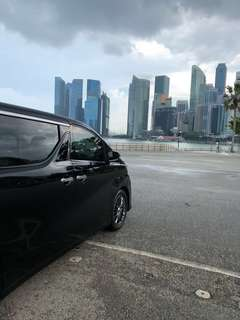 Chauffeur service for Singapore and Malaysia