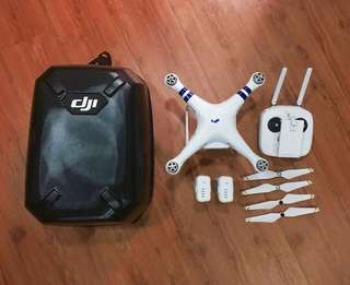 dji phamton 3 advanced canon nikon sony
